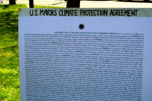 u.s. mayors climate protection agreement