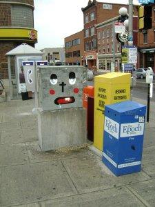 Monster dumpsters