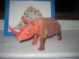 Flip flop rhino