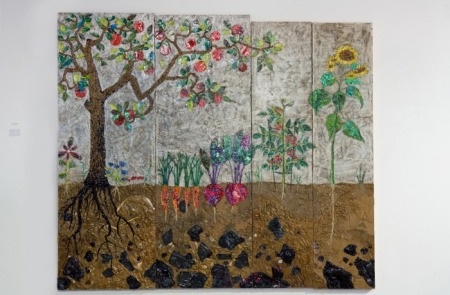 "Zahedi's ""The Garden of Hope"""