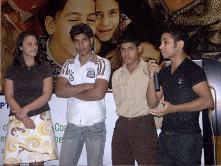 Iskander, Nabil, Osama & Adham